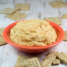 Pumpkin Hummus Recipe Without Tahini by Roasted Garlic Parmesan Hummus Meatless Monday Gluten Free