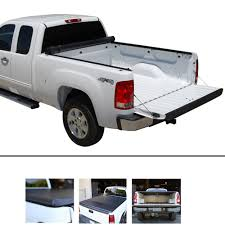 100 Vinyl Truck Bed Cover Soft Lock Roll Up Tonneau 0514 Toyota Tacoma