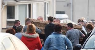 Danielle McLaughlin s remains arrive in native Buncrana