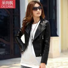 womens stylish leather jackets
