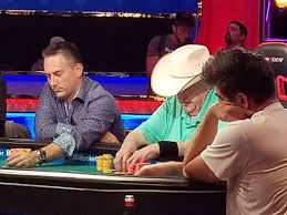 WSOP 2018 Main Event FINAL TABLE Day 3 Part 3 Video Dailymotion