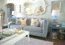 light and happy living room reveal the decorologist