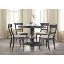 5 Piece Oval Dining Room Sets by Chic Idea 5 Pc Dining Table Set Intercon Mission Casuals Oval With