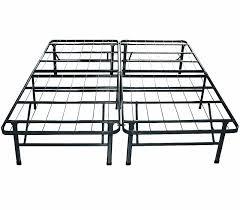 Platform Metal Bed Frame by Sleep Master Platform Metal Bed Frame Mattress Foundation Review