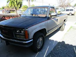 1989 GMC Sierra 3500 Truck 7.4L 454 | Seen On Craigslist.com… | Flickr