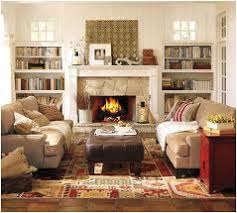 English Country Living Room Ideas