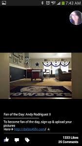 Dallas Cowboys Room Decor Ideas by 75 Best Dallas Cowboys Room Designs Images On Pinterest Dallas