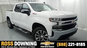 All 2019 Chevrolet Silverado 1500 At Ross Downing In Hammond And ...