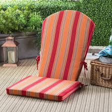 Red Adirondack Chairs Polywood by Orange Resin Adirondack Chair Patio Seating Ideas