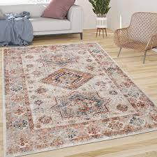 teppich esszimmer muster orientalisch mit bordüre
