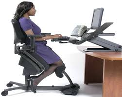 Ergonomic Kneeling Office Chair With Back by Desk Chairs Ergonomic Kneeling Posture Office Chair With Back