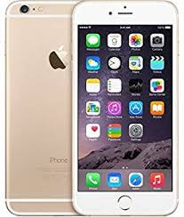 Amazon Apple iPhone 6 Plus Unlocked Cellphone 128GB Gold