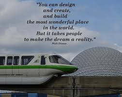 You Can Design And Create Walt Disney Quote