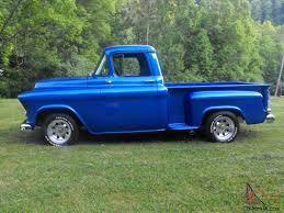 100 1955 Chevy Truck Restoration 2nd Series For Sale 71 Frame For Sale