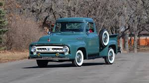 1953 Ford F100 Pickup | S158 | Indy 2015 1953 Ford F100 1957 Chevrolet 1948 Trucks Hot Rod Fseries Second Generation Wikipedia Truck Stock Photos Images Alamy Classic Car Studios Restomod Review The Fancy For Sale Near Cadillac Michigan 49601 Classics On Rob Campbell Total Cost Involved 31956 Archives Chip Foose Customized Fetches 1700 At Auction Pick