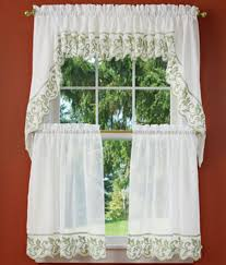 country kitchen designs window curtains french style modern