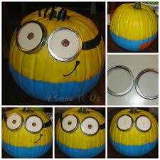 Minion Pumpkin Stencils 2014 by Despicable Me U0027minion U0027 Pumpkin Tutorial 4 Sons U0027r U0027 Us