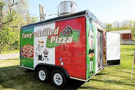 100 Hudson Valley Truck And Trailer This Is Grilled Pizza On Wheels Life And Entertainment