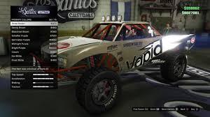 100 Trophy Truck For Sale GTA 5 Vapid Custom Options Cunning Stunts DLC YouTube