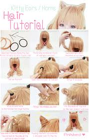 how to make cat ears cat ears archives diyhalloweencrafts