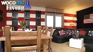 amerikanisches wohnzimmer einrichten tapetenwechsel br staffel 4 folge 10