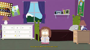 ing out of the closet south park