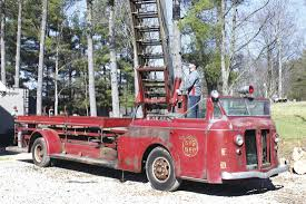 100 Marietta Truck Sales Firefighter Finds 1938 Ladder Truck News Sports Jobs
