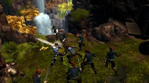 dungeon siege 3 jeyne kassynder review dungeon siege iii microsoft xbox 360 diehard gamefan
