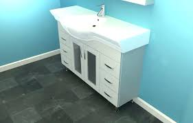Small Bathroom Corner Vanity Ideas by Charming Narrow Vanity Bathroom Narrow Bathroom Vanities White