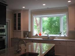 kitchen bay window sink innards interior