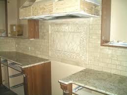 Kitchen Backsplash Ideas With Granite Countertops Kitchen Travertine Tile Backsplash Ideas Travertine Tile