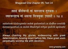 Thus Through A Symbiosis Of Action And Emotion Bhakti Yoga Propels Us Towards Krishna