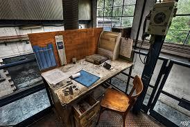 le ancienne de bureau dead cities bureau à l ancienne
