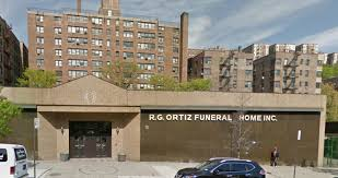 R G Ortiz Funeral Home Broadway New York NY Funeral Zone