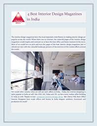 100 Best Designed Magazines 4 Best Interior Design Magazines In India By Cherry Hill Issuu