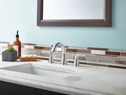 Delta Bronze Bath Faucet by Lahara Bathroom Collection