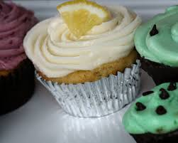 English Frosted Cupcakes From Mon Petit Cupcake At The Farmers Market In Winona