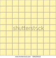 Beige Ceramic Tile With Brown Seams Vector Texture Tiles For Bathroom Or Floor