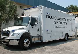 100 Douglass Truck Bodies Douglas County SWAT Homeland Security Military Medical Banking