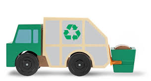 Melissa & Doug - Garbage Truck | Rubbish Truck And Products
