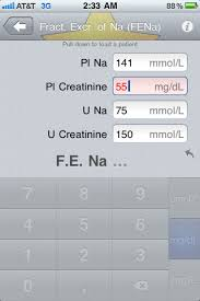 Sofa Score Calculator App by Need To Calculate Almost Any Medical Parameter There U0027s An App