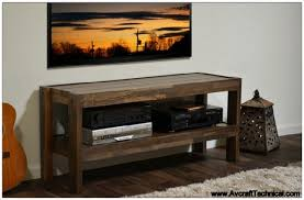 have a good spectacle with great tv stand woodworking plans