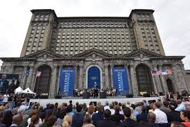 Michigan Central Station Celebration | Ford Media Center Renderings Of Michigan Central Station Ford Media Center Why Food Trucks Are Still Scarce In Grand Rapids Mlivecom Driving Innovation And Improvement State Police 2016 Traffic Safety Conference Atlas Automobile Safety Wikipedia Celebration Infographic 10 Interesting Trucking Facts Supplier Fire Idles 4000 At Truck Plant Dearborn Ram Brake Service Sterling Heights Mi Dcjr Gm Will Make An Autonomous Car Without Steering Wheel Or Pedals By
