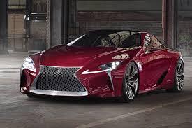 Five cool Lexus concept cars Lexus