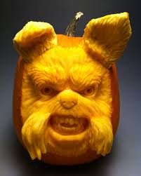 Sick Pumpkin Carving Ideas by Monkeys And Dogs Dog Pumpkin Carving