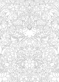 Make The Iconic Liberty Print Lodden Your Own With Beautiful Colouring Book