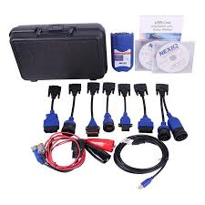Hot Sale 125032 USB Link Diesel Heavy Duty Truck Diagnostic Tool + ... 8 Pcs Obd Obdii Adapter Cable Pack For Autocom Cdp Pro Truck Texa Diagnostic Version 42 Released Diesel Laptops Blog Heavy Duty Machine Launch X431 V Plus Universal Cat Caterpillar Et3 Wireless Iii Professional Hot Sale Scanner Diagnose Volvo Vocom Tool Made In Sweden Bluetooth 2015 R3 Car Auto Obd2 Code Vxscan H90 J2534 Interface Diagnostic Tool Xtruck Usb Link Software 125032 Pf Cummins