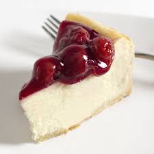 La Rocca New York Cherry Cheesecake Slice