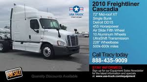 For Sale: 2010 Freightliner Cascadia Fleet-Maintained - YouTube Truck Sales Resume Samples Velvet Jobs Used Fleet Trucks Unique Boom Blog For Sale Am Service First Inc The Intertional Prostar With Allison Tc10 Transmission News Texas Medium Duty East Coast Volvo Leasing And Challenger Bucket Before After By Youtube Best Crs Quality Sensible Price Tow Truckschevronnew Autoloaders Flat Bed Car Carriers
