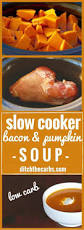 Libbys Pumpkin Cheesecake Kit Instructions by Slow Cooker Bacon And Pumpkin Soup Three Ingredients